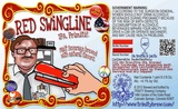 Trinity Red Swingline Beer