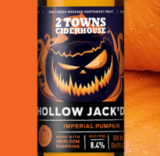 2 Towns Hollow Jack'd Pumpkin Cider beer