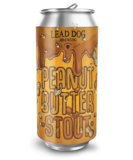 Lead Dog Brewing Peanut Butter Stout beer