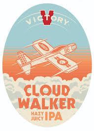 Victory Cloud Walker beer Label Full Size