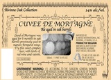 Alvinne Cuvee de Mortagne beer
