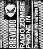 BrewDog Radio Zombie Phone In beer