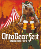 Clemson Brothers OktoBearFest Märzen Doppelbock beer