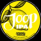 Spring House Joop Lemon Citra Beer