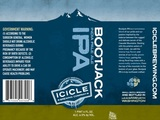 Icicle Bootjack IPA beer