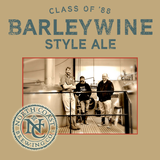 North Coast Class of '88 Barleywine beer