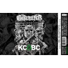 KCBC Gatecreeper beer Label Full Size