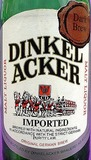 Dinkel Acker Dark beer