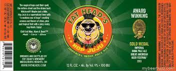 Fat Head's Hop JuJu Beer