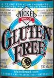 Nickel Brook Gluten Free beer