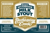 Neshaminy Creek Coconut Mudbank Milk Stout Beer