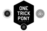 One Trick Pony Major beer