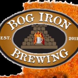 Bog Iron Stinger beer Label Full Size