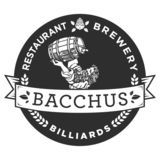 Brewery at Bacchus Bacchusbier Rustic Lager beer