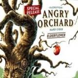 Sam Adams Angry Orchard Elderflower beer