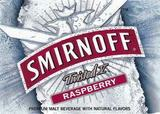 Smirnoff Ice Raspberry beer