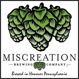 Miscreation PowderKeg beer