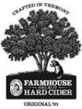 Farmhouse Select Hard Cider beer