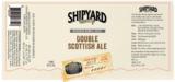Shipyard Bourbon Barrel Aged Double Scottish Ale Beer