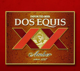Dos Equis XX Amber beer