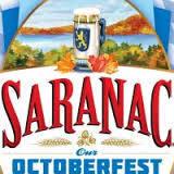 Saranac Octoberfest beer