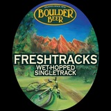Boulder Beer Freshtracks Wet-Hopped Singletrack beer
