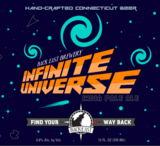 Back East Infinite Universe beer