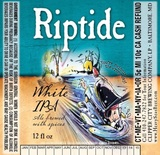 Heavy Seas Riptide White IPA beer