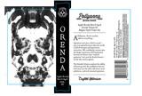 Pollyanna Apple Brandy Barrel Aged Orenda Volume 3 beer