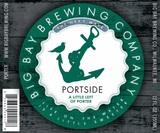 Big Bay Portside Porter beer