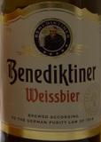 Ettaler Benediktiner Weissbier beer