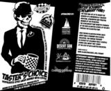DC Brau + SKA / Pietasters: Taster's Choice beer