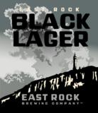 East Rock Black Lager beer