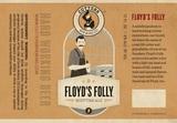 Cutters Floyd's Folly beer