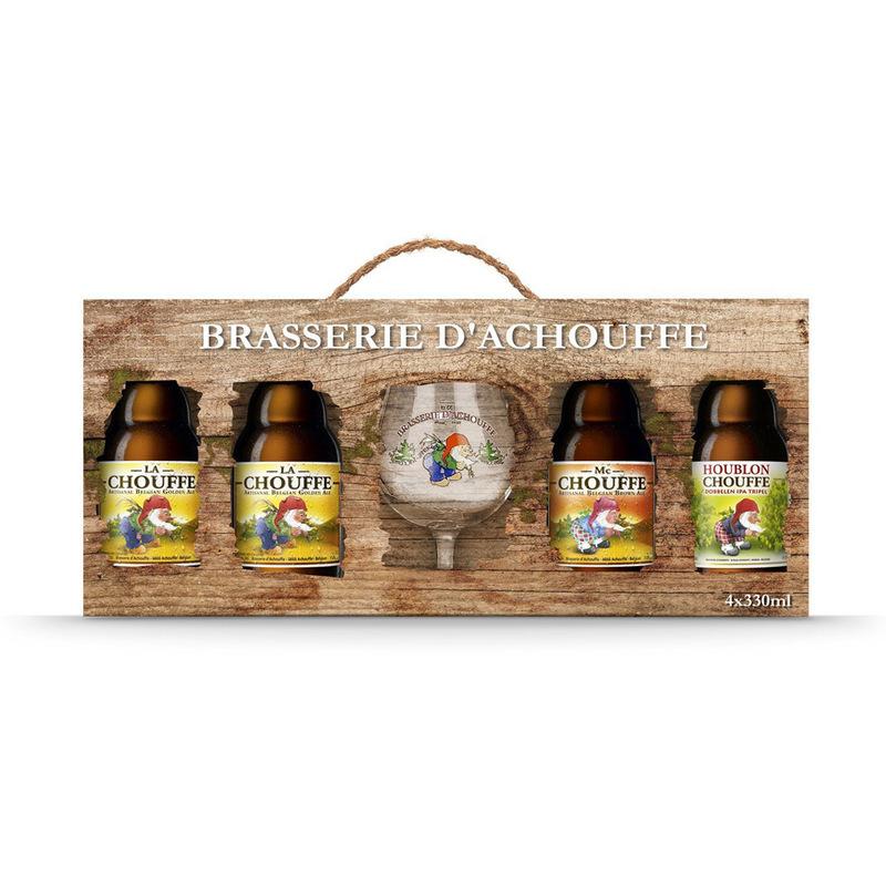 Brasserie d'Achouffe Gift Pack Beer