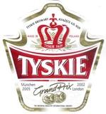 Tyskie Grand Prix Beer