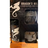 New Holland Dragons Milk Reserve Smores Gift Set W Glasses Beer