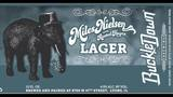 Buckledown Miles Nielsen & The Rusted Hearts Lager beer
