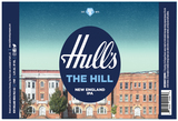 Hull's The Hill beer