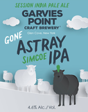 Garvies Point Gone Astray Simcoe beer