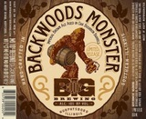 Big Muddy Backwoods Monster beer