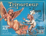B.O.M. Triporteur From Heaven Beer