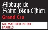 BFM Abbaye De St. Bon Chien Grand Cru 2011 Beer
