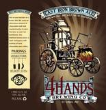 4 Hands Cast Iron beer
