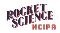 Fullsteam Rocket Science IPA beer Label Full Size