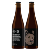 Collective Arts / Donut Monster Origin of Darkness beer