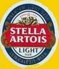 Stella Artois Light Beer