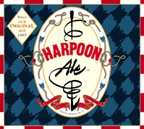 Harpoon Ale beer Label Full Size