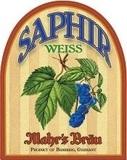 Mahr's Brau Saphir Weiss beer
