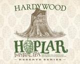 Hardywood Hoplar beer